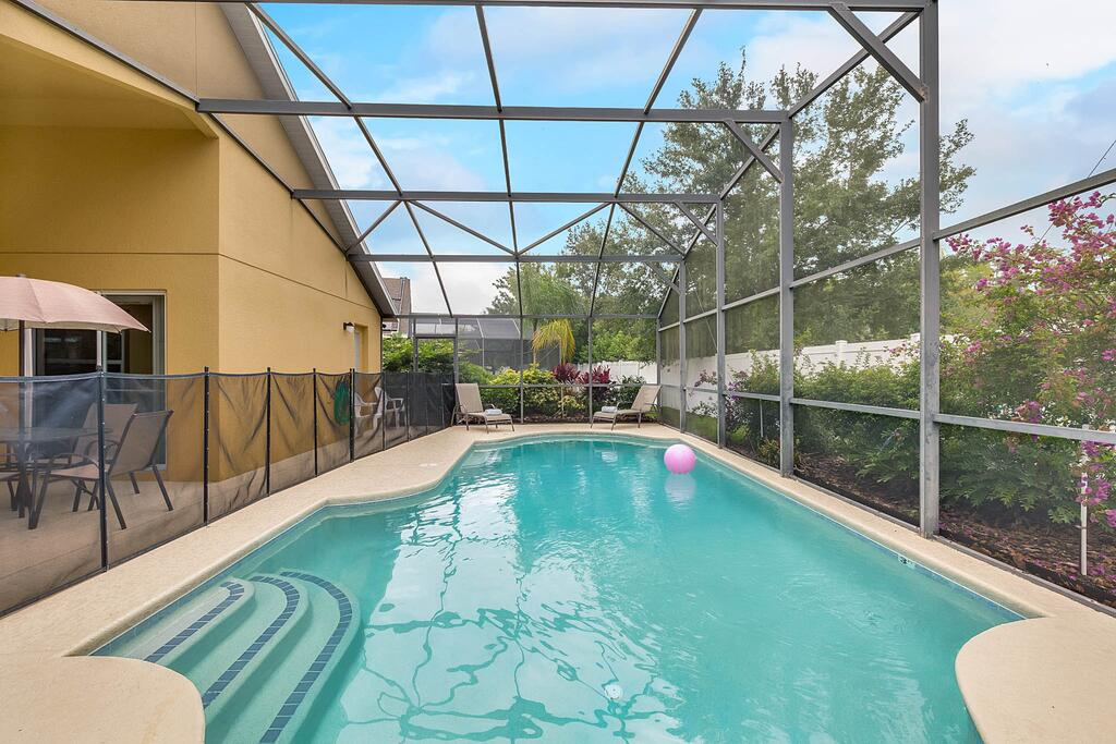 VP2522DC - 4 beds pool home - Gated resort