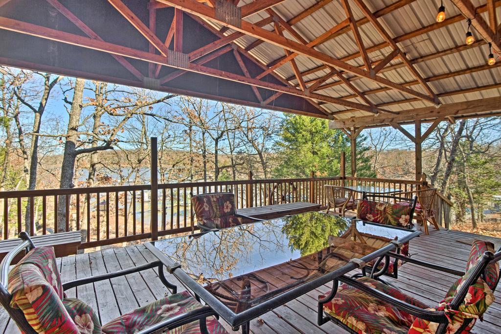 Waterfront House with Private Dock on Lake Eufaula