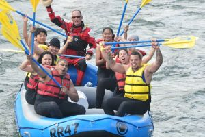 Wenatchee River Class 2 River Rafting and adventuring