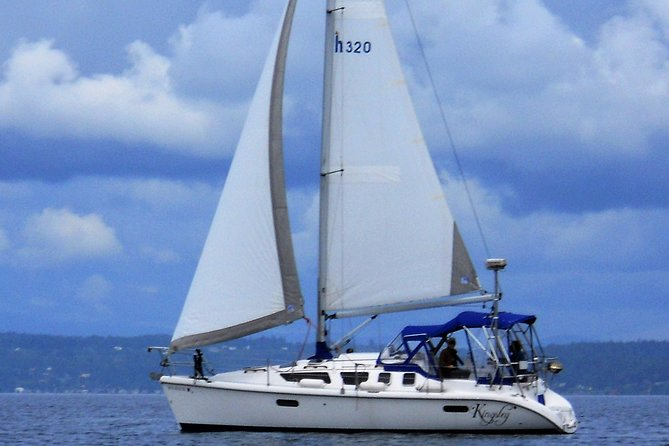 Private Sailing Adventure on the Puget Sound